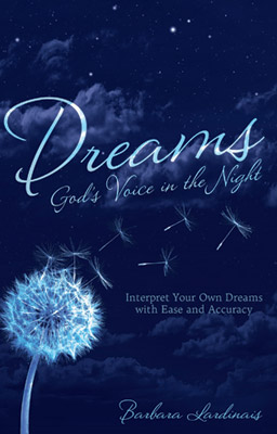 Dreams God's Voice in the Night cover