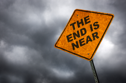 sign of End Near